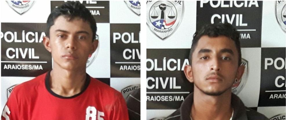 Polícia Civil desarticula quadrilha especializada em roubo de motocicleta em Araioses