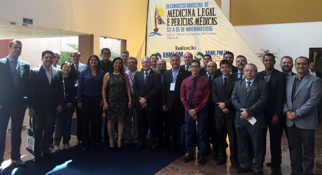 Superintendente da SPCI, participa da XXX Reunião de Dirigentes Gerais de Órgãos Periciais do Brasil
