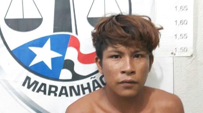 Polícia Civil prende indígena suspeito de praticar assaltos na BR 226