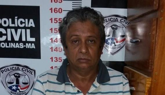 Polícia Civil prende homem suspeito pelo crime de estupro em Colinas