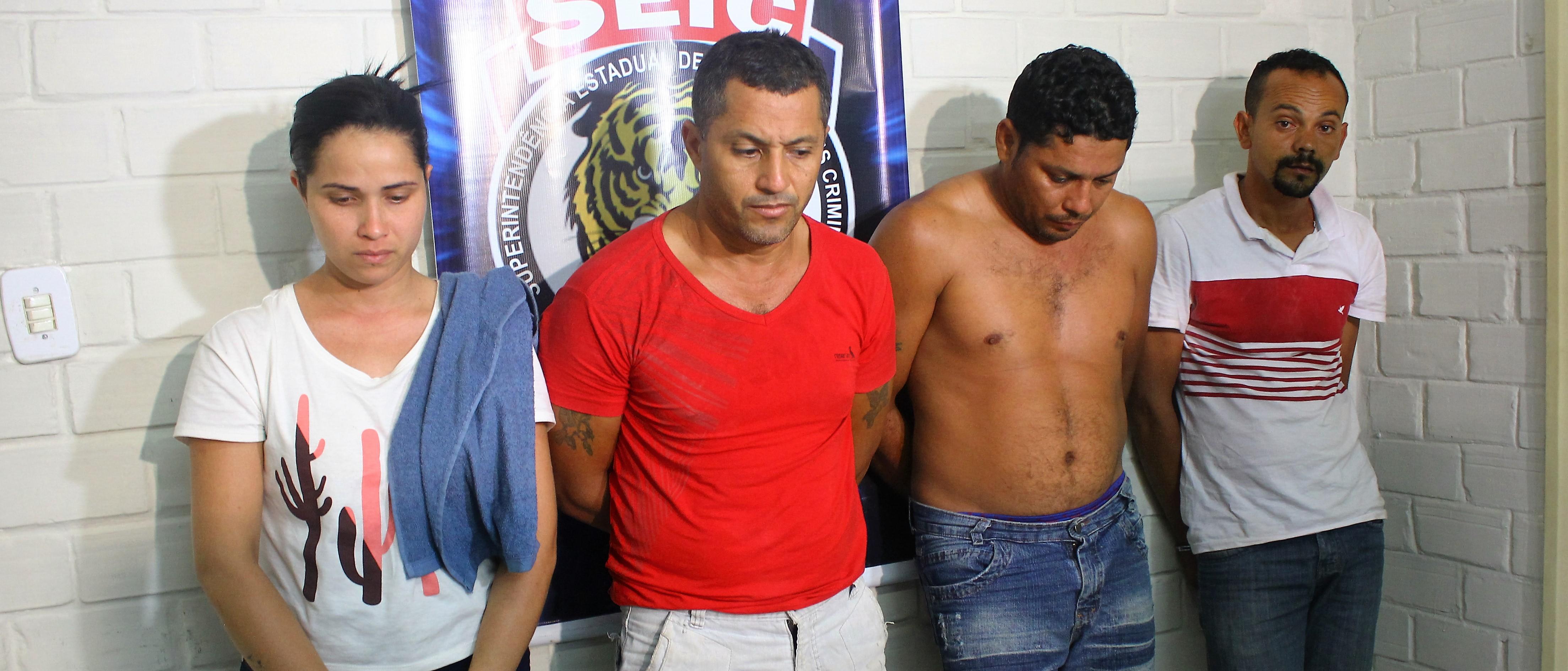 Polícia Civil prende suspeitos de explosão a banco em Cajari
