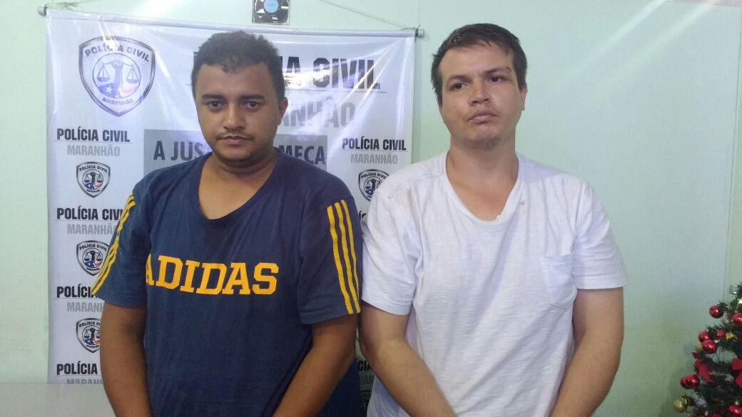 Ação integrada entre as polícias resulta na prisão de 05 acusados de arrombamento ao Banco de Jenipapo dos Vieiras