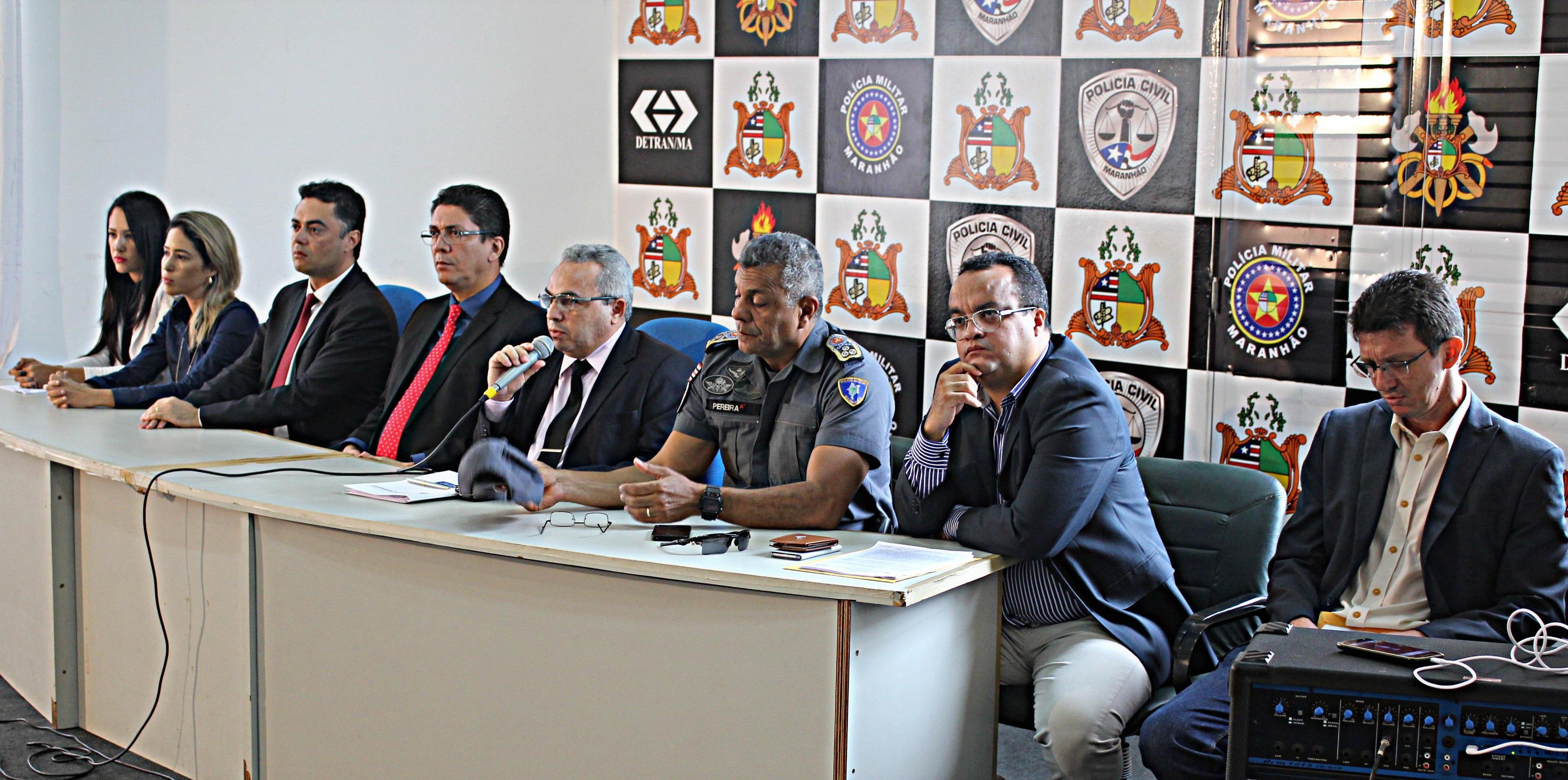 Polícia Técnico-Cientifica do Maranhão relata trabalhos periciais realizados sobre o caso Mariana Costa