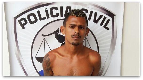 Polícia Civil prende suspeito de praticar homicídios em São Luís