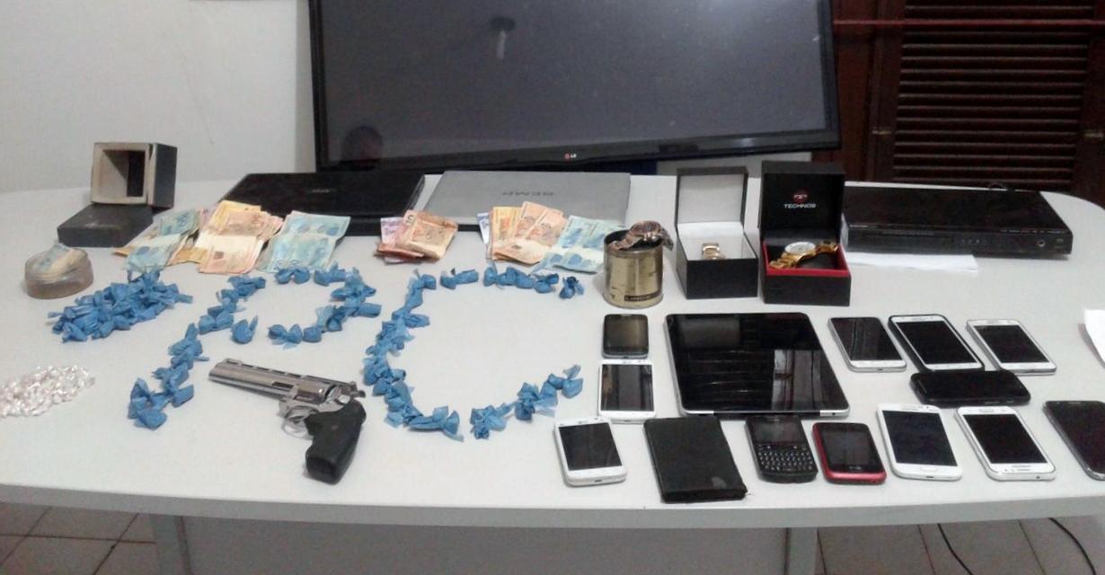 """Operação """"Natal sem Drogas"""" é desencadeada em Pinheiro pela Superintendência do Interior"""