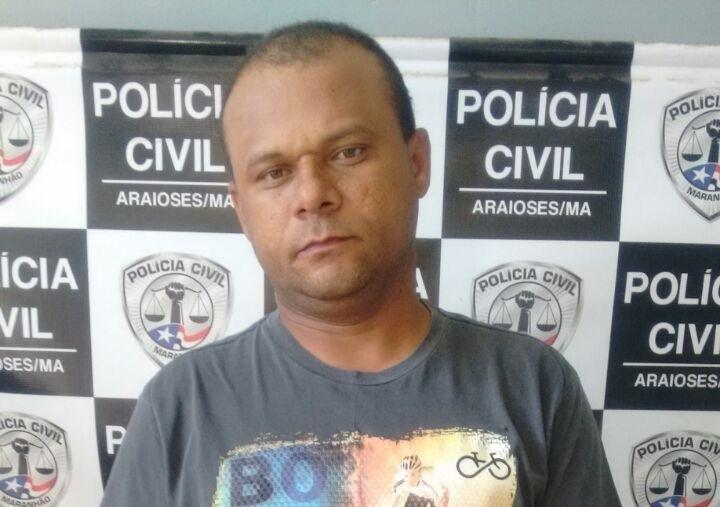 Suspeito de estupro é preso pela Polícia Civil em Araioses