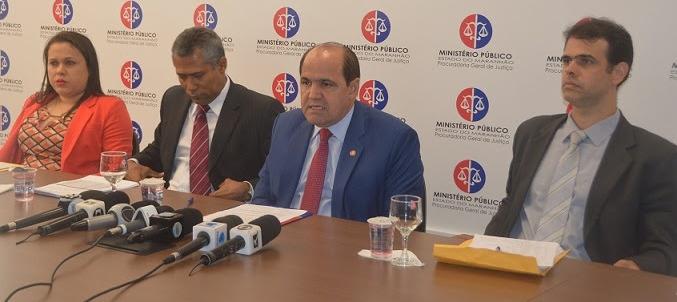 """""""Operação Cooperare"""", do MP, CGU e Polícia Civil, cumpre mandados em Paço do Lumiar e outros municípios"""