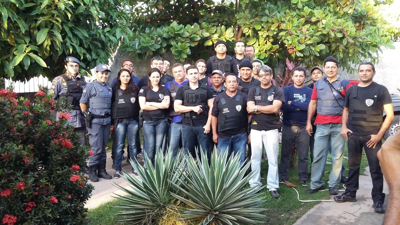 A guerra dos policiais civis e militares do Maranhão em defesa de uma pátria chamada Sociedade