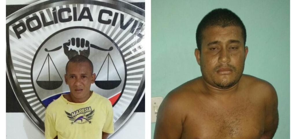 Polícia Civil prende dois homens por roubo e tráfico de drogas em São Luís