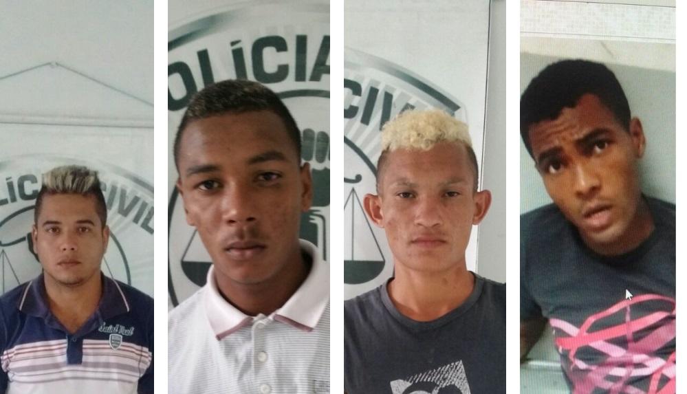 Polícia Civil cumpre mandados de prisão em Caxias