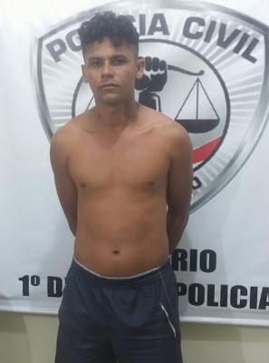 Polícia prende acusado de homicídio em Chapadinha