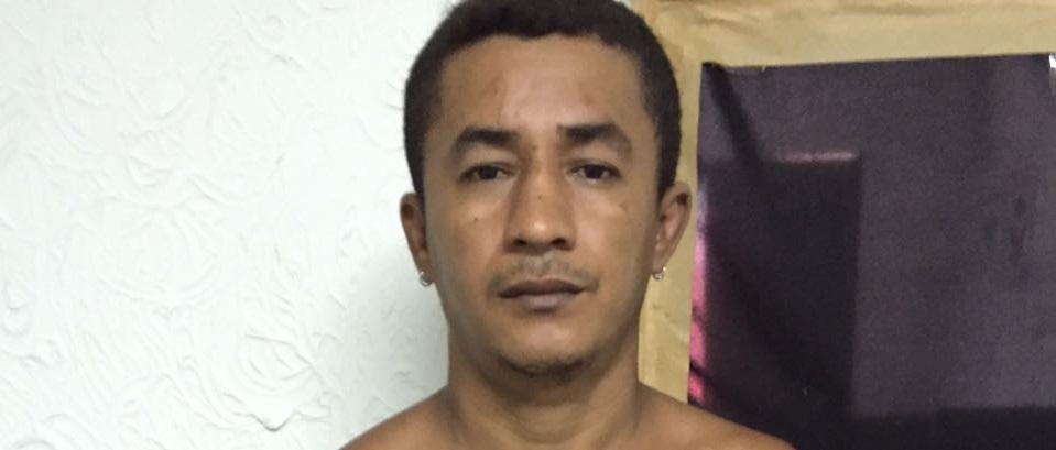 Recapturado foragido da justiça em Governador Eugenio Barros