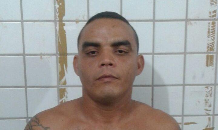 FORAGIDO DA JUSTIÇA É RECAPTURADO PELA POLÍCIA CIVIL EM SANTA LUZIA DO TIDE