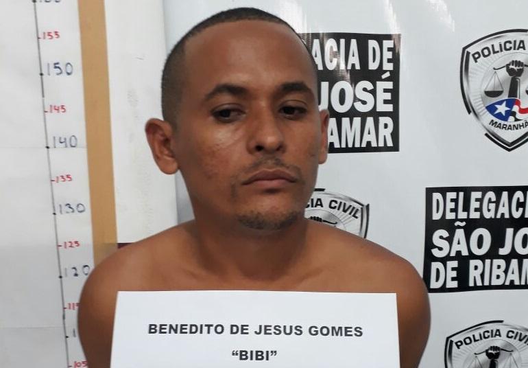Polícia Civil prende homem por cometer crime contra a mulher em São José de Ribamar