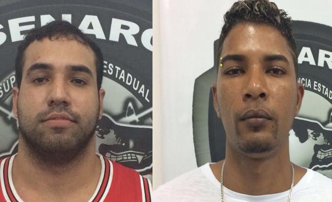 Polícia civil prende acusados de tráfico de entorpecentes na capital
