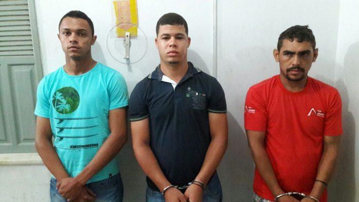 Polícia Civil prende 03 acusados envolvidos com o roubo de cargas na região Tocantina e identifica restante da quadrilha