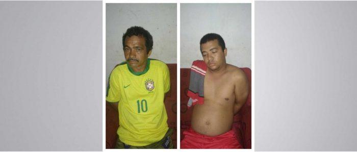 Dois homens são presos pela Polícia Civil por tráfico interestadual