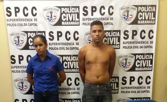 POLÍCIA CIVIL PRENDE SUSPEITOS PELOS CRIMES DE ROUBO, RECEPTAÇÃO E HOMICÍDIO NA CAPITAL