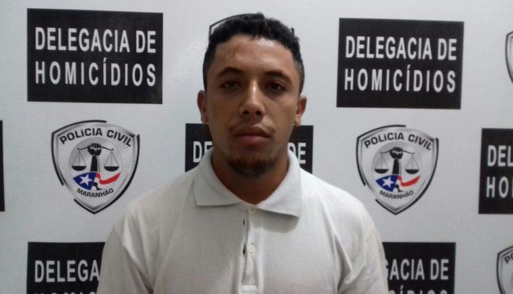 POLÍCIA CIVIL DO MARANHÃO PRENDE LATROCIDA NO RIO DE JANEIRO