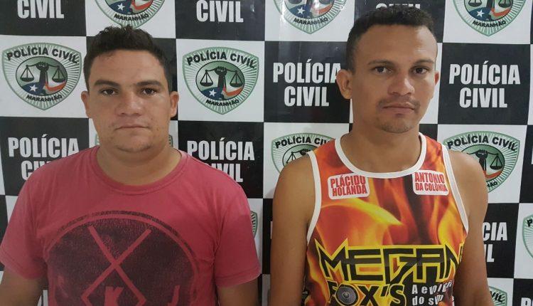 POLÍCIA CIVIL ELUCIDA CASO DE ROUBO A EMPRESA EM SANTA LUZIA DO PARUÁ