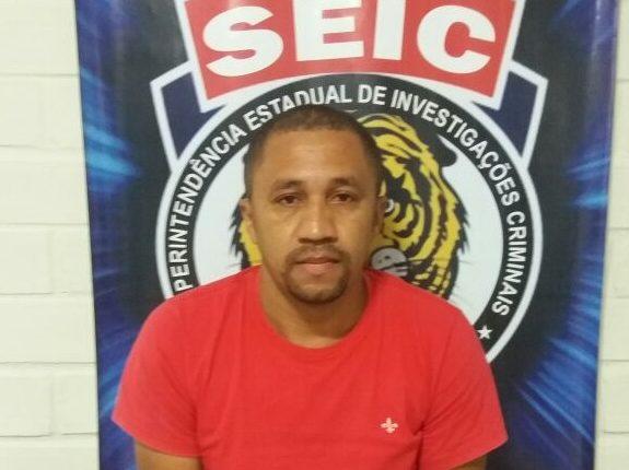 Polícia Civil prende pela segunda vez assaltante de banco em Governador Archer