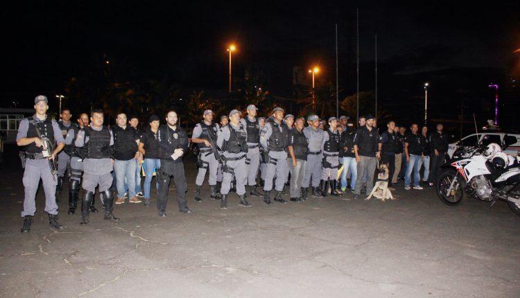 Reviver sem Drogas: Polícia Civil e Militar prende acusado com entorpecentes na região central de São Luís