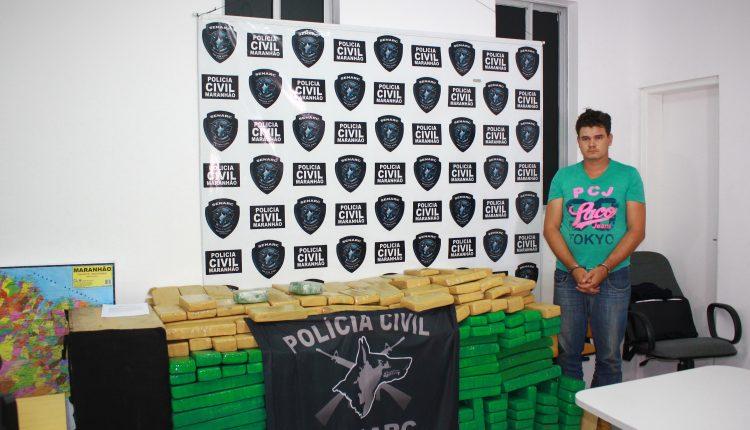 SENARC CONTABILIZA 2,5 TONELADAS DE DROGAS APREENDIDAS EM 2017