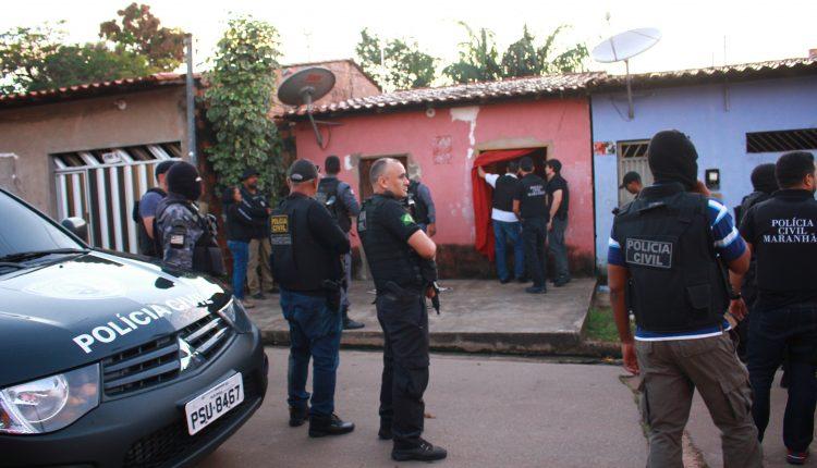 Polícia Civil e Militar realiza operação na Cidade Olímpica