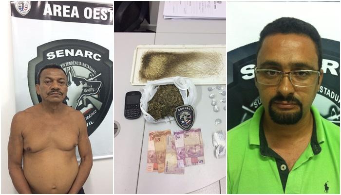 POLÍCIA CIVIL PRENDE ACUSADO NA MACAÚBA POR TRÁFICO E PELO CRIME DE POSSE IRREGULAR DE ARMA DE FOGO NO ARAÇAGY