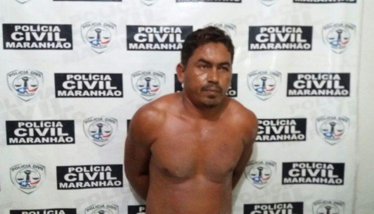 Policia Civil prende acusado de estupro de Vulnerável em Barra do Corda