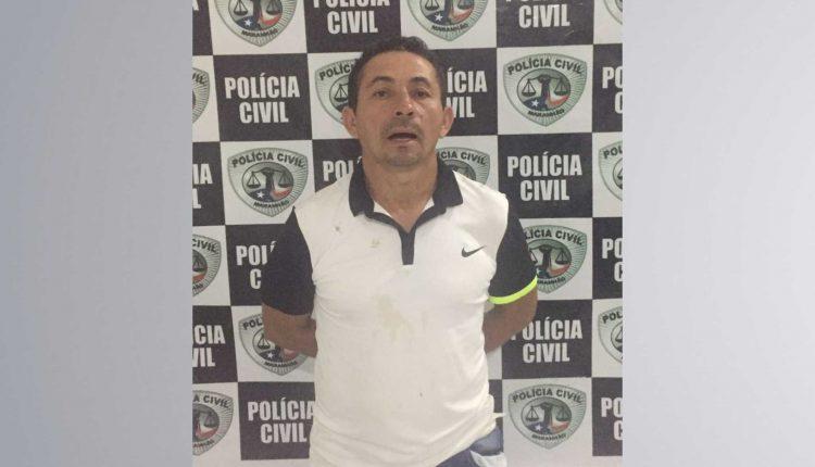 POLÍCIA CIVIL PRENDE HOMEM POR PORTE ILEGAL DE ARMA DE FOGO EM SANTA LUZIA DO PARUÁ