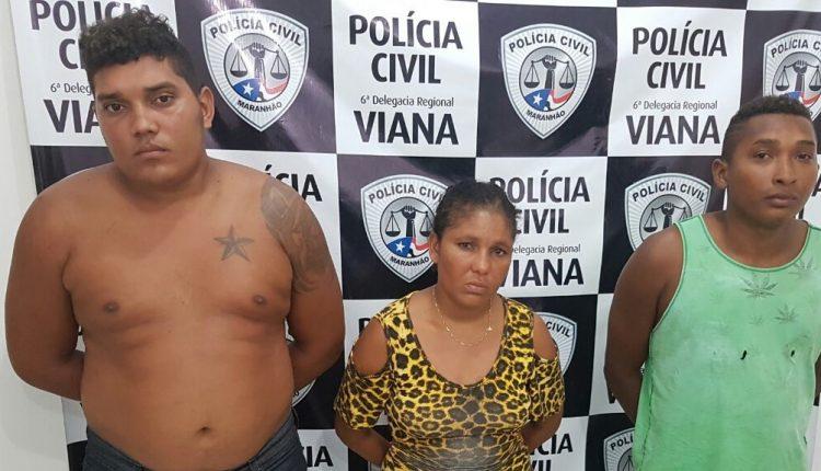 """""""Operação Varredura"""" cumpre mandados de prisão pela Polícia Civil em Viana"""