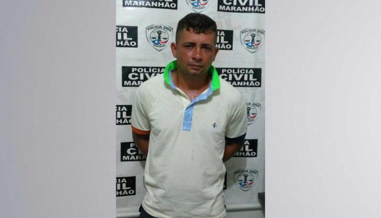 Homem é preso pela Polícia Civil acusado de tráfico de drogas em Barra do Corda