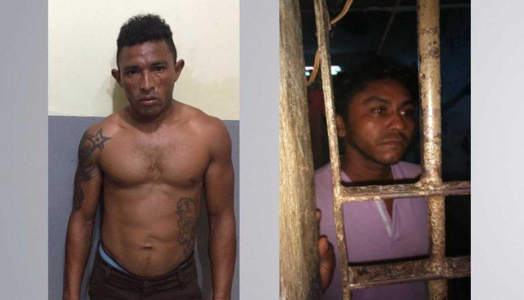 Polícia Civil de Penalva prende homicida e acusado de tráfico de entorpecentes