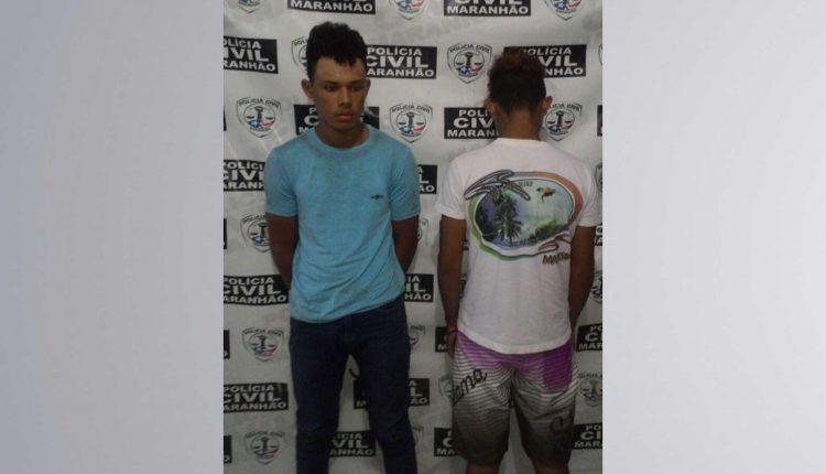 Polícia Civil prende e apreende dupla suspeita de assaltos em Zé Doca