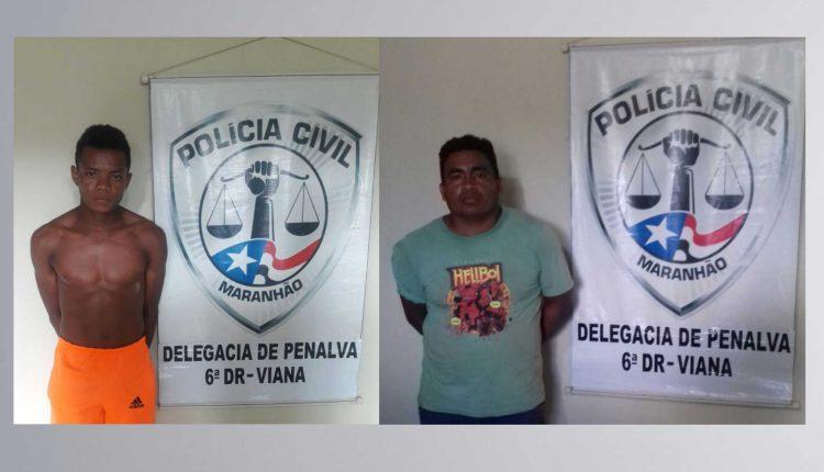 Polícia Civil cumpre mandados de prisão em Penalva