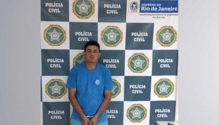 Polícia Civil do MA e a Polícia Civil do Rio de Janeiro prendem criminoso na Cidade de Deus-RJ