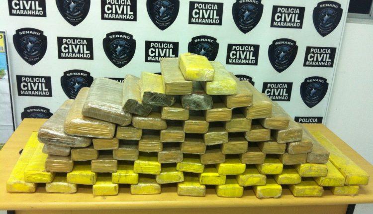 OPERAÇÃO DA POLÍCIA CIVIL RESULTA NA APREENSÃO DE 70 KG DE DROGAS EM MIRANDA, AVALIADOS EM 150 MIL REAIS