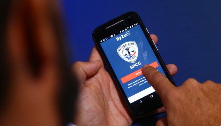 APLICATIVO BYZU 2.0 DA POLÍCIA CIVIL RECEBE NOVA ATUALIZAÇÃO PARA DENÚNCIAS