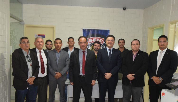 SSP E O TJMA FORMALIZAM PARCERIA PARA ACELERAR JULGAMENTOS DE PROCESSOS EM VARA ESPECÍFICA