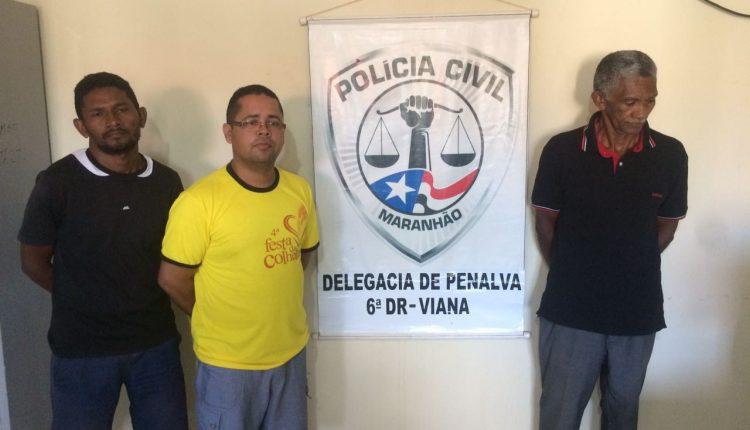 QUADRILHA DE ESTELIONATÁRIOS É NEUTRALIZADA PELA POLÍCIA CIVIL EM PENALVA