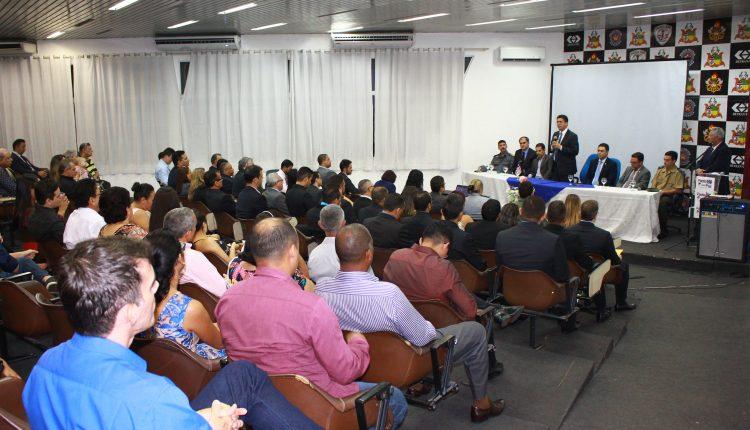 SSP-MA ENCERRA CURSO DE FORMAÇÃO DE NOVOS POLICIAIS CIVIS DO MARANHÃO