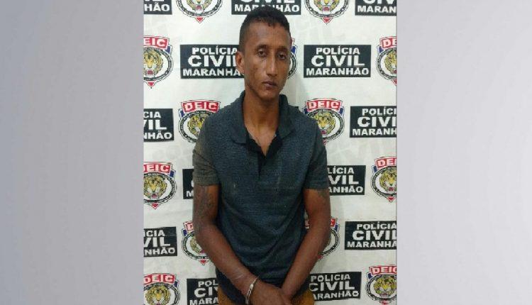 Assaltante de Banco é preso pela Polícia Civil no João de Deus