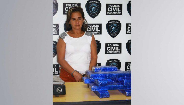 Polícia Civil prende em Entroncamento, acusada com a posse de 10 kg de entorpecentes