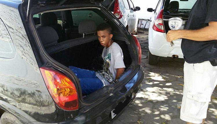 Policia Civil prende suspeito de homicídio em Timon