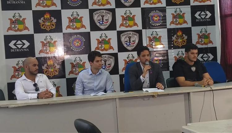 Polícia Civil realiza operação de combate à criminalidade na Região Metropolitana de São Luís