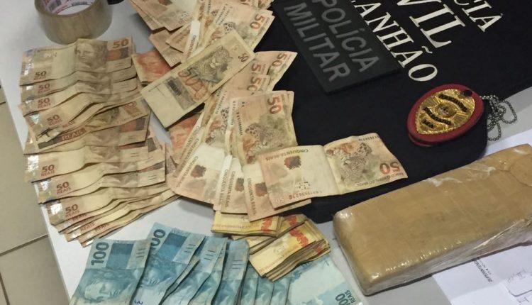 Suspeito de assalto a Casa Lotérica é preso em operação integrada em Colinas