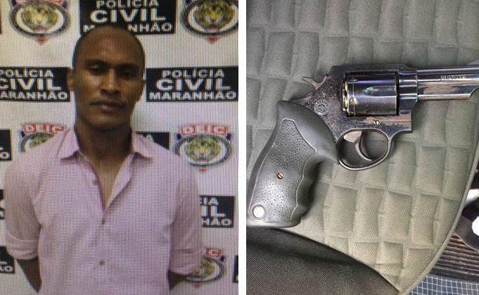 Foragido da Justiça e assaltante de Banco troca tiros com a Polícia Civil e é morto em Zé Doca
