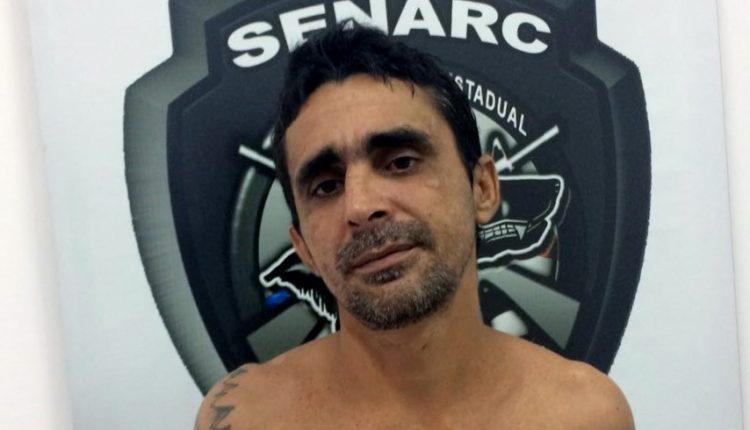 Polícia Civil captura foragido de justiça na Vila Embratel