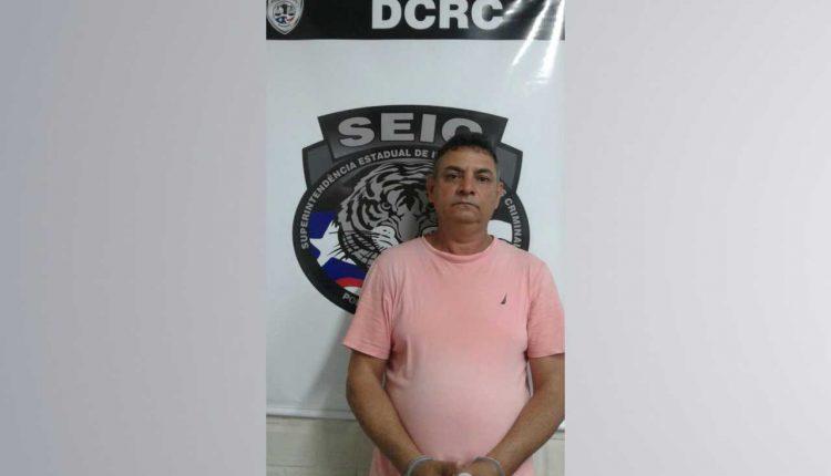 Polícia Civil prende suspeito de roubo de carga na BR 135